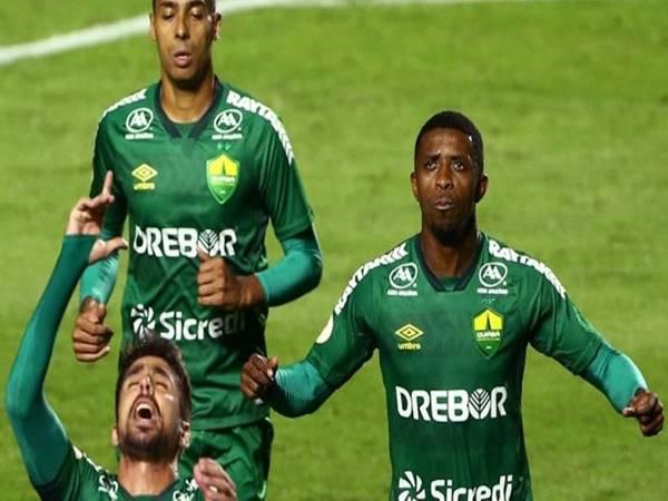Soi kèo Tài Xỉu trận Cuiaba vs Sao Paulo (6h00 ngày 12/10)