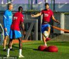 Tin bóng đá TBN 14/10: Aguero ghi bàn trong trận giao hữu